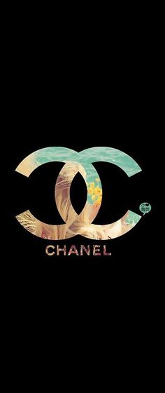 Chanel logo.  Via @imgend. #Chanel #logos