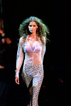 Versace Outono Inverno 1999