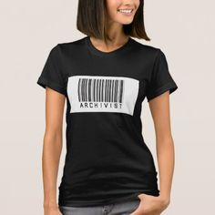 Barcode Archivist T-Shirt