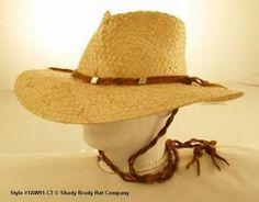 431915d7 8 Best Shady Brady Straw Hats images | Straw hats, Trading post, Solar