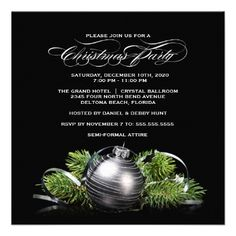 elegant christmas and holiday party rsvp by idesignstationery christmas christmasparty holidayparty etsy pinterest elegant christmas and holiday