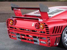 Ferrari 288 GTO Evoluzione for sale at Talacrest Super Sport Cars, Super Cars, Futuristic Cars, Futuristic Vehicles, Old Sports Cars, Ferrari 288 Gto, Concept Cars, Race Cars, Classic Cars