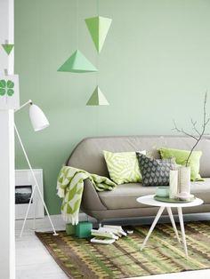 12 besten Farbkombinationen in Grün Bilder auf Pinterest | Color ...