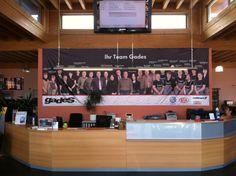 Banner von bannerstop.com für das Unternehmen Gades.