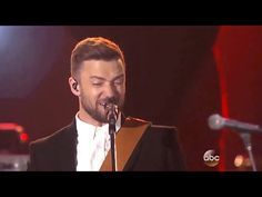 Drink You Away - Justin Timberlake and Chris Stapleton - 2015 CMAs