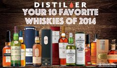 The Public Voted: Here Are You're Favorite Whiskies Of 2014!