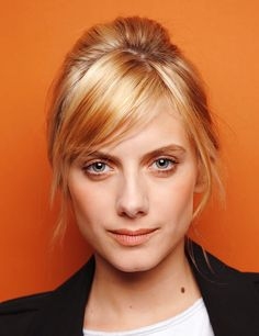 melanie laurent | perfect bangs