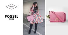 Check out Fossil's amazing new arrivals which are perfect for Spring! #FossilStyle #FossilPromo