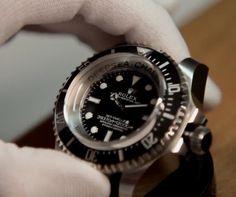 Rolex deepsea CHALLENGE watch.