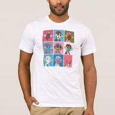 Thor Retro Comic Collage T-Shirt - click/tap to personalize and buy Vintage Comic Books, Vintage Comics, Comic Books Art, Cartoon T Shirts, Father's Day T Shirts, Vintage Labels, Shirt Style, Colorful Shirts, Shirt Designs