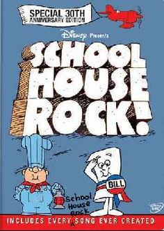 @Overstock - SCHOOLHOUSE ROCK!, the beloved hip yet educational series that was originally produced for ABC from 1973 to 1985, is a favoritehttp://www.overstock.com/Books-Movies-Music-Games/Schoolhouse-Rock-The-Ultimate-Collectors-Edition-DVD/608894/product.html?CID=214117 $14.47