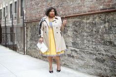 And I Get Dressed: A Yellow Dress - La De Da