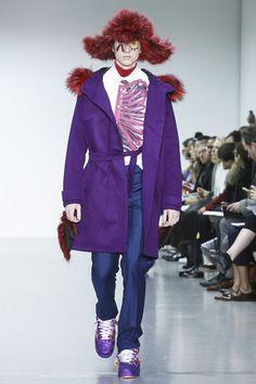 Katie Eary Menswear Fall Winter 2015