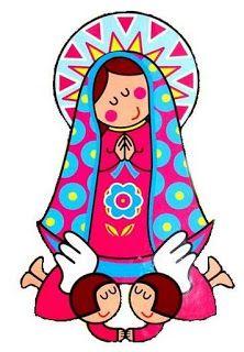 Resultado de imagem para mother mary art lesson for kids Art Lessons For Kids, Holy Mary, Catholic Saints, Blessed Virgin Mary, Mexican Folk Art, Blessed Mother, Mother Mary, Sacred Art, Kirchen