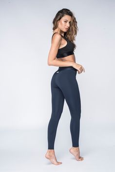 – One of our most sought after waist slimming leggings! – The double satin elast… - Leggings Fashion Poses, Fashion Outfits, Fashion Editorials, Fashion Fashion, High Fashion, Poses Modelo, Latest Fashion For Women, Womens Fashion, Female Fashion