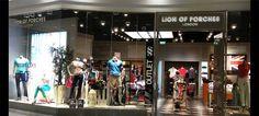 Lion Of Porches abre nova loja no Strada Outlet