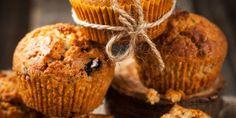 Muffins de zanahoria y naranja. Receta especial! - Adelgazar en casa Breakfast, Food, Home, Vitamin E, Tasty, Get Skinny, Orange, Exercises, Morning Coffee
