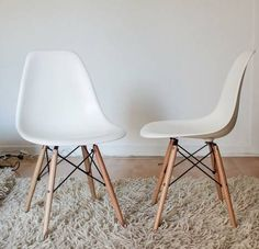 Music and Eames chairs - Finding interesting  things everywhere