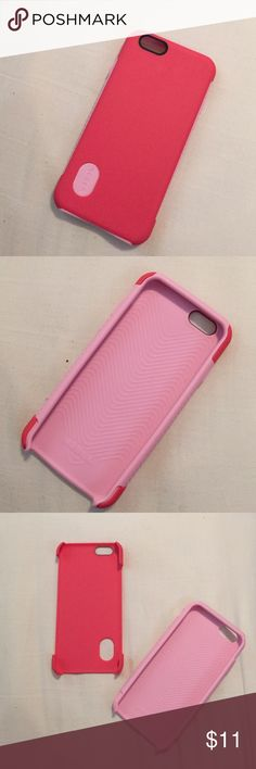 Two piece model phone case Barely used. Accessories Phone Cases