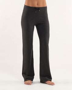 Lululemon Pants - relaxed fit (on my christmas list!!!!)