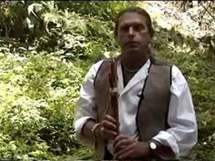 """PART 4: In this six-part video series, flute maker Odell Borg shows you how easy it is to begin making music with the Native American Flute. In this video Odell is playing a High Spirits Red Tail Hawk in the key of """"G"""" #HighSpiritsFlutes #NAF"""