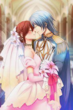 [CG] Shall we date?: Guilty Alice - Sakuto : Main Story CG | Otome iOS