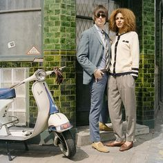 The Mods of London Photographed by Carlotta Cardana see on Feature Shoot by Julia Sabot