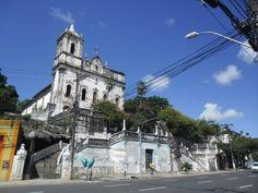 Igreja da Santíssima Trindade_Salvador_Brasil