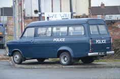 - Ford Transit on the set of Inspector George Gently Police Vehicles, Emergency Vehicles, Titanic Underwater, Old Police Cars, Classic Cars British, Mk 1, Police Uniforms, Vintage Vans, Ford Transit