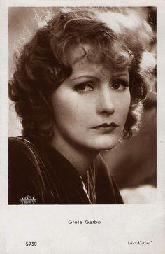 Greta Garbo by Truus, Bob & Jan too!, via Flickr
