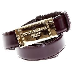 Dauphine Leather Reversible Belt ($485) ❤ liked on Polyvore featuring men's fashion, men's accessories, men's belts, black ebony, menaccessoriesbelts and men's reversible belt