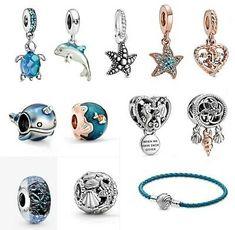 Bracelet Pandora Charms, Pandora Beads, Pandora Jewelry, Charm Bracelets, Colar Diy, Argent Sterling, Sterling Silver, Aliexpress, Bracelet Designs