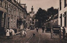 Veldpoortstraat te Wijk bij Duurstede.