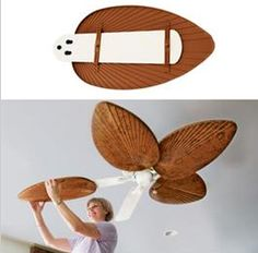 ceiling fan blade covers!