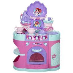 "Disney Princess Ariel Kitchen - Creative Designs - Toys ""R"" Us Little Girl Toys, Toys For Girls, Kids Toys, Kids Girls, Little Mermaid Bedroom, Ariel The Little Mermaid, Disney Princess Toys, Disney Toys, Disney Barbie Dolls"