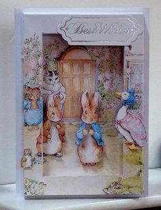 Beatrix Potter Card