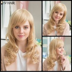 GET $50 NOW | Join RoseGal: Get YOUR $50 NOW!http://www.rosegal.com/human-hair-wigs/siv-human-hair-long-side-967271.html?seid=2275071rg967271