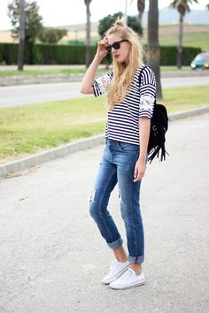 Stripes #kissmylook