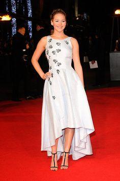 Diario de un estreno: Los Juegos del Hambre. Jennifer Lawrence