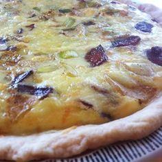 Chef Johns Quiche Lorraine - Allrecipes.com