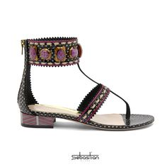 #Sebastianshoes #ethnic inspiration. S-S 2014 #fashion #outfitethnic #outfitetnico #outfit #outfitsummer #shoes #sandal #etnicsandals