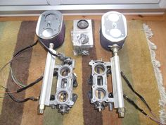 For Sale [MERGED]Microsquirt plus VFR throttle bodies setup/idf manifolds. - VW Forum - VZi, Europe's largest VW, community and sales Vw Forum, House Fan, Winter Project, Fuel Injection, One Pic, Bodies, Europe, Community, Personalized Items