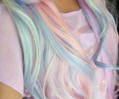 2015 Top 6 Ombre Hair Color Ideas for Blonde Girls Buy & DIY. In recent few seasons, Ombre hair color is no doubt becoming more popular. It obviously has been the Nouveau Chic of many hair designers, frequently seen in fashionREAD Curls Haircut, Coloured Hair, Unicorn Hair, Dye My Hair, Grunge Hair, Mermaid Hair, Pretty Hairstyles, Rainbow Hairstyles, Scene Hairstyles