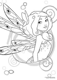 bildergebnis für mia and me ausmalbilder | coloring pages | malvorlagen, ausmalbilder und bilder