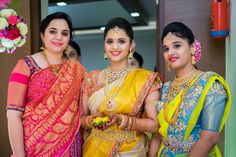 Indhu & Rishi Cruised Their Way Into The Sunset! Telugu Brides, Telugu Wedding, Saree Wedding, Bridal Sarees, South Indian Bride, Indian Bridal, Wedding Film, Wedding Bride, Wedding Story
