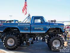 Ford lifted trucks and monster trucks Lifted Chevy Trucks, Pickup Trucks, Cool Trucks, Big Trucks, Monster Trucks, Diesel Trucks, Truck Accessories, Classic Trucks, Custom Trucks