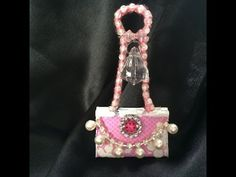 Altered Binder Clips For Photos Inspired by Bethsscrapbookroom & Brittany H - YouTube