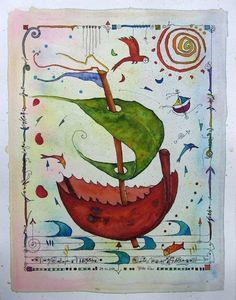 Pinzellades al món: Les il·lustration de Petra Rau / Las ilustraciones de Petra Rau / Illustrations by Petra Rau