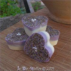 Lavender Ylang Ylang Olive oil soap