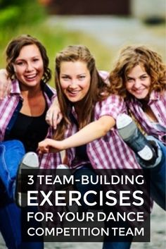If your dancers aren't meshing quite as well as you'd like, a few team-building games might be in order. Use one of these activities to break down barriers between your students and help them grow and flourish as a cohesive unit.